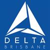 Delta Brisbane Logo _ Block