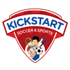 KICKSTART Sports Soccer Shield Logo