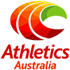 Athletics Australia - Logo - Clear