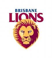 NEW Brisbane Lions primary logo