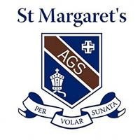 St Margaret's Heraldry - Colour 4cm