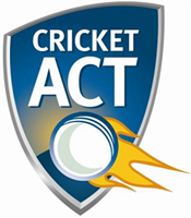 Cricket ACT Logo
