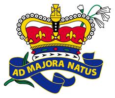 St Aloysius' College Crest