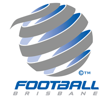 Football Brisbane logo 2016 no tagline
