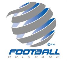 Football Brisbane logo 2016 no tagline