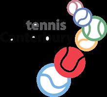 Tennis Canterbury Logo - Large