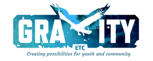 Grav Logo with Youth & Comm