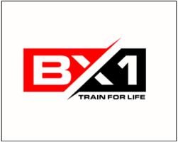BX1 paint logo