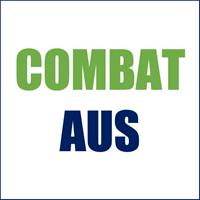 Combat Aus logo - Square