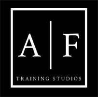 2500x2083px-AF Training Studios LOGO White on black copy