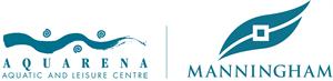 Aquarena Logo Teal Only Lockup