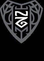 Shield & Text