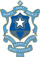 Monte Sant' Angelo Mercy College Logo