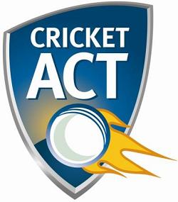 Cricket ACT Logo