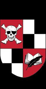 Uni Pirates Logo Black