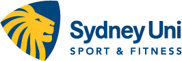 sydney uni sport and fitness logo